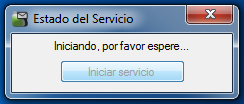 OSC Event Watcher - Iniciando Servicio